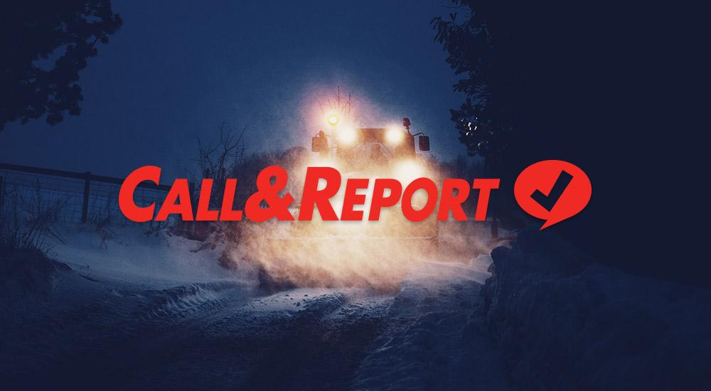 Webbplats åt Call&Report