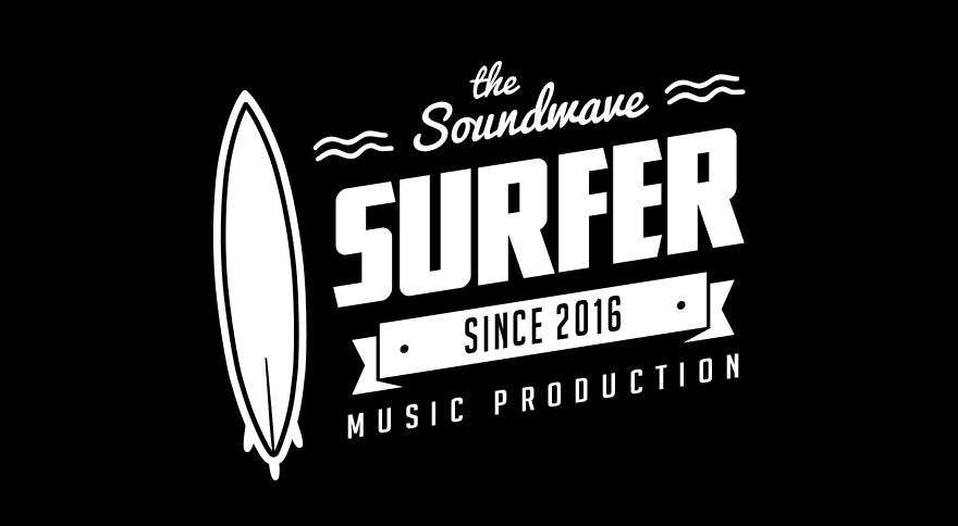 Logotyp The Soundwave Surfer