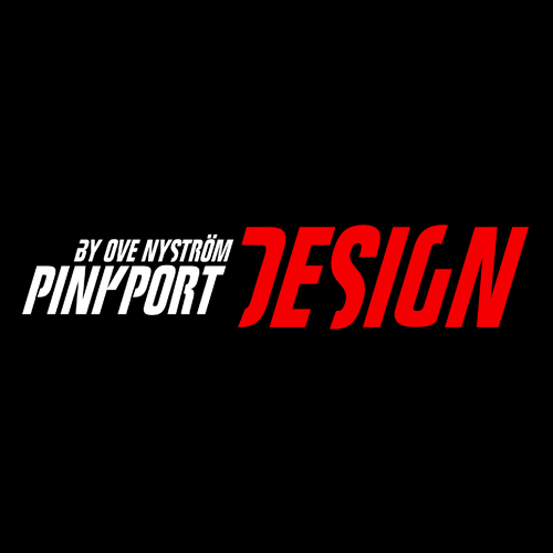 Logotyp Pinkport Design