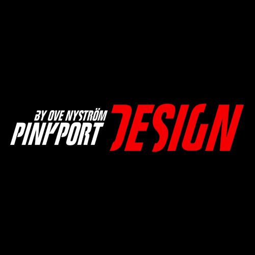 Logotyp Pinkport Design
