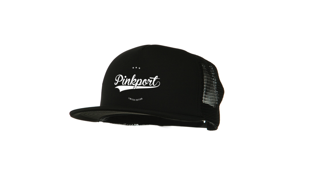 Trycksaker Pinkport Cap Limited Edition 2014