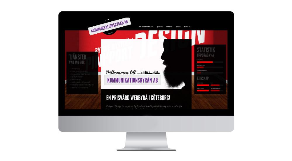 fe65e12e9892 Webbkonsult åt reklambyråer - Pinkport Webbyrå i Göteborg